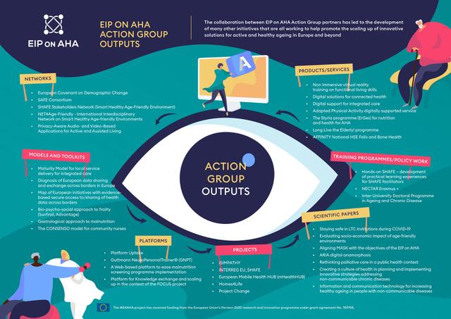 EIP on AHA Action Group Outputs scheme