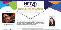 Webinar – Green Paper on Ageing
