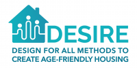 What do adults 65+ want for their homes – find out with the DESIRE project